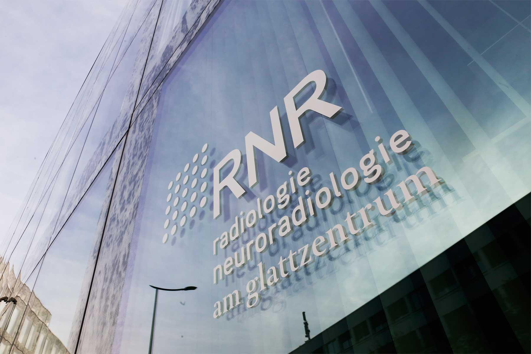 RNR Radiologie und Neuroradiologie am Glattzentrum: Aussenfassade