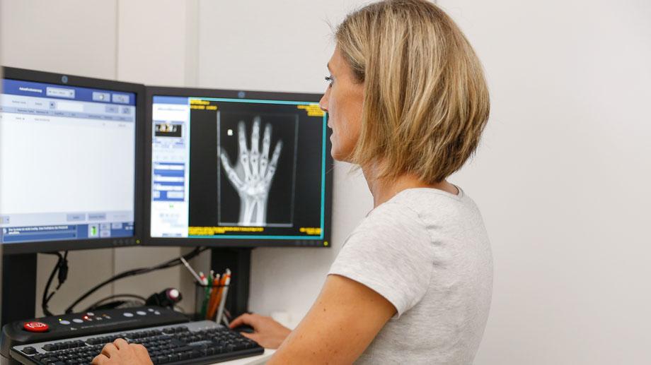 RNR Radiologie und Neuroradiologie am Glattzentrum: Digitales Röntgen